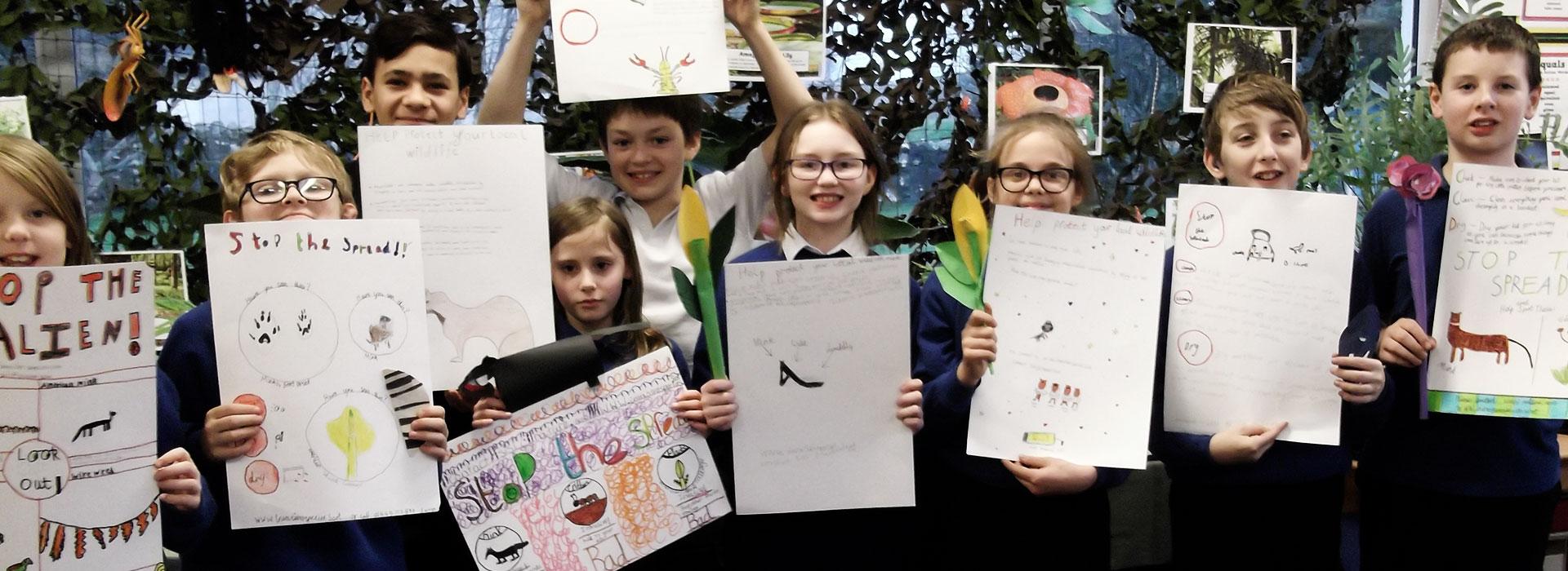 environmental education isle of skye and lochalsh