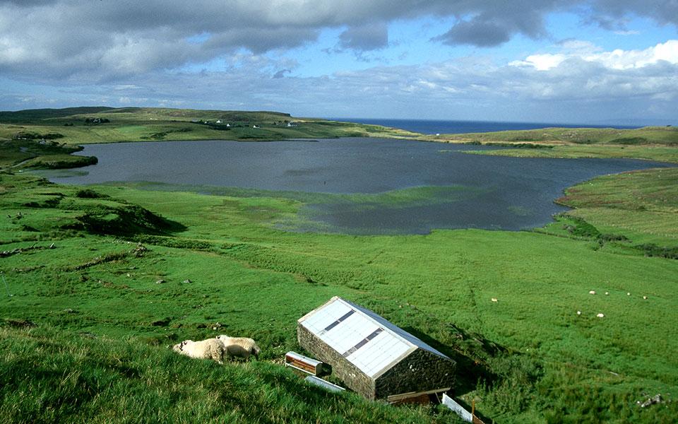 loch mealt isle of skye
