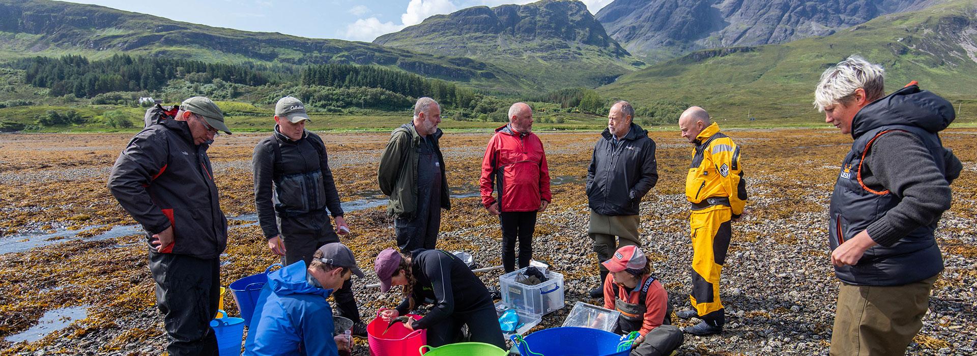 Skye and Lochalsh Rivers Trust