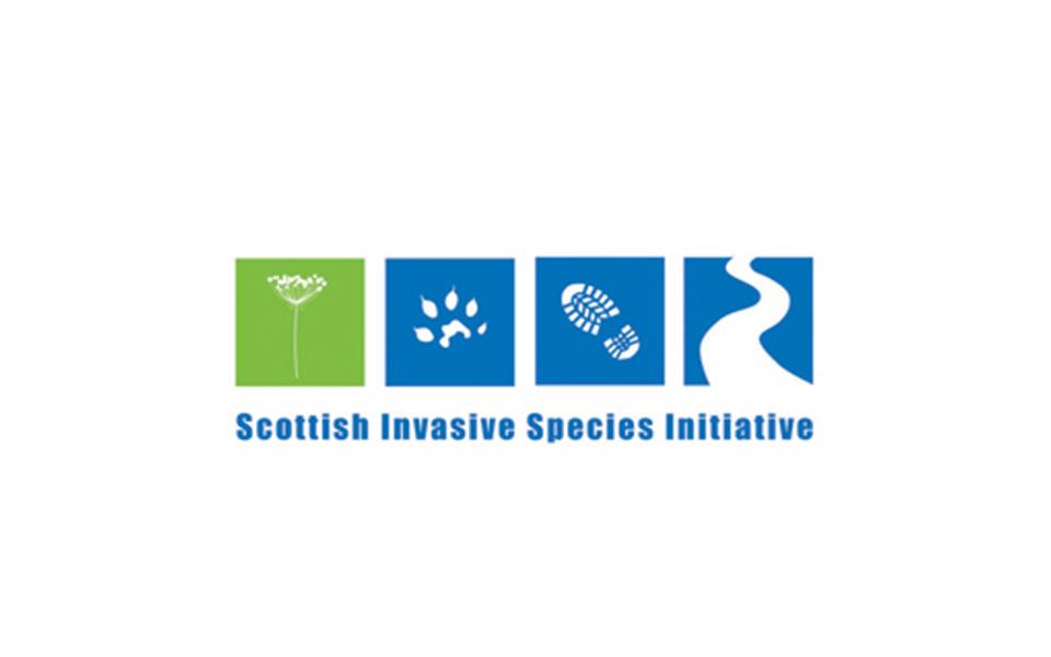 scottish invasive species initiative logo